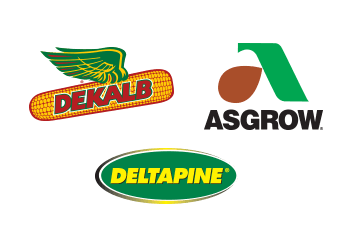 DeKalb/Asgrow/Deltapine logo